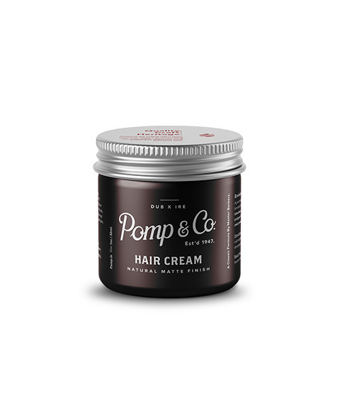 Pomp & Co.-Hair Cream Matowa Pasta do Włosów 28g