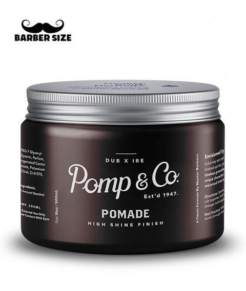 Pomp & Co.-Pomade Wodna Pomada do Włosów 455g