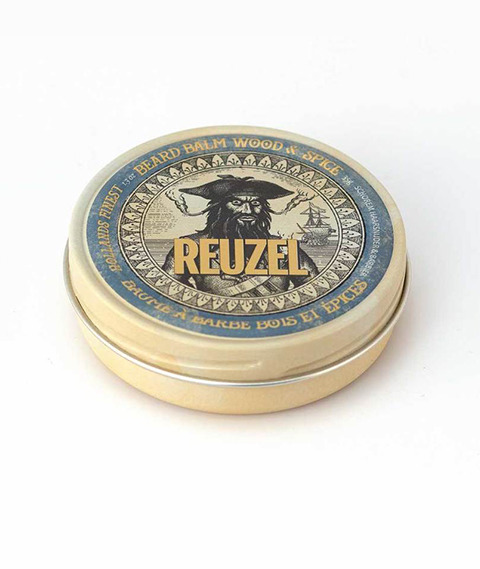 Reuzel-Beard Balm Balsam do Brody Wood & Spice 35g
