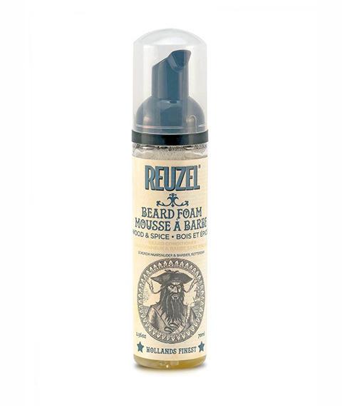Reuzel-Beard Foam Stylizująca Pianka i Odżywka do Brody Wood & Spice 70ml