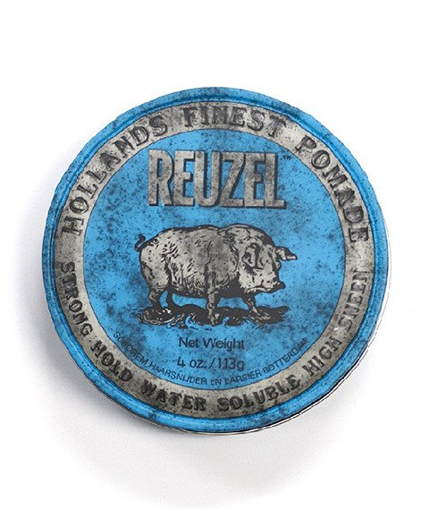 Reuzel-Blue Water Soluble Heavy Hold Pig Wodna pomada 113g