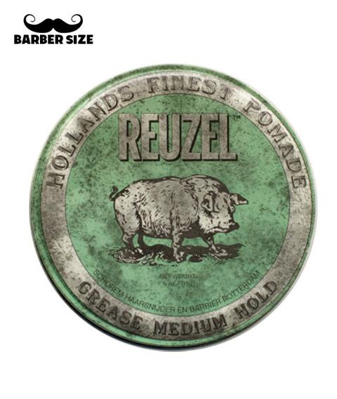 Reuzel-Green Grease Medium Hold Hog 340g