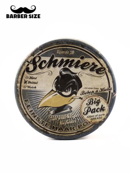 Schmiere-Pomade Medium Pomada do Włosów XXL 420ml