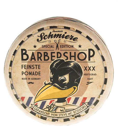 Schmiere-Special Edition Barbershop Strong Pomade  Pomada do Włosów 140ml