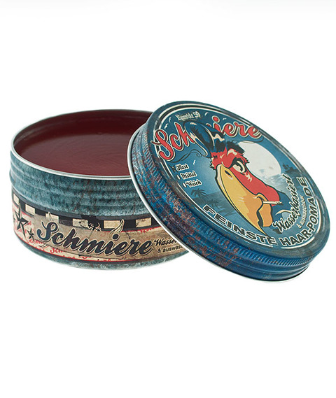 Schmiere-Water Based Pomade Strong Wodna Pomada do Włosów 250ml