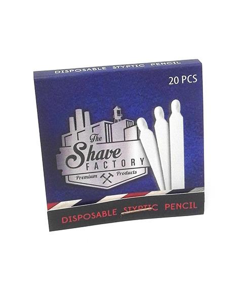 Shaving Factory-Zapałki Ałunowe 20szt