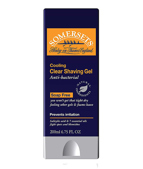 Somersets-Original Cooling Shaving Gel Żel do Golenia 200ml