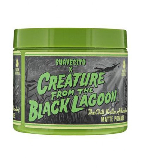 Suavecito-Creature from the Back Lagoon Matte Pomade Matowa Pomada do Włosów 113g