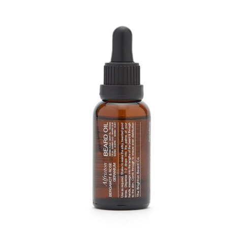 The Brighton Beard Co-Alfriston Beard Oil Olejek do Brody Rose & Geranium 30 ml