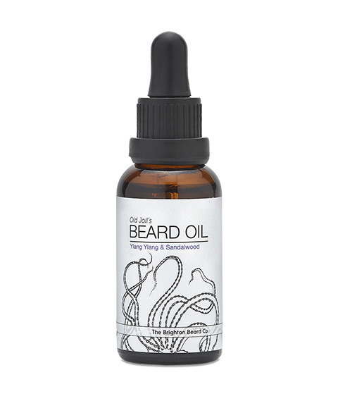 The Brighton Beard Co-Old Joll's Beard Oi Ylang Ylang & Sandalwood Olejek do Brody 30ml